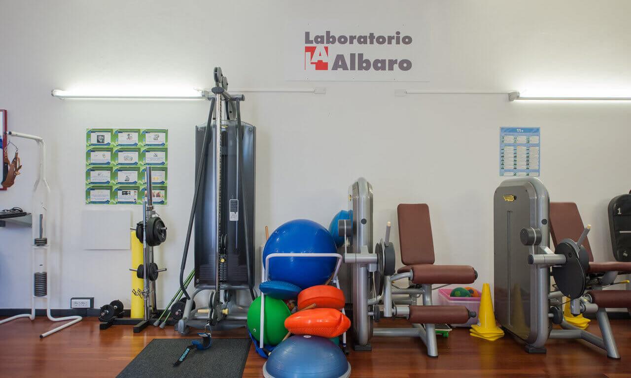 Laboratorio Albaro