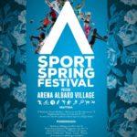 Domenica 7 maggio: SPORT SPRING FESTIVAL