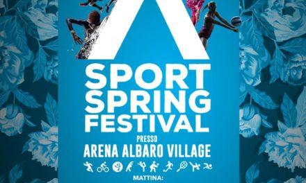 Domenica 7 maggio: SPORT SPRING FESTIVAL 🗓