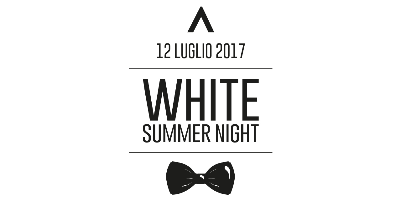 WHITE SUMMER NIGHT, CI SIAMO!