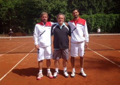 Alcuni maestri di tennis