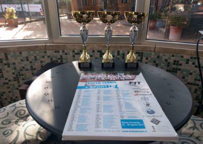 Premi Torneo Kinder 2017