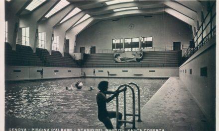 1935: i successi del nuoto con Lina Volonghi