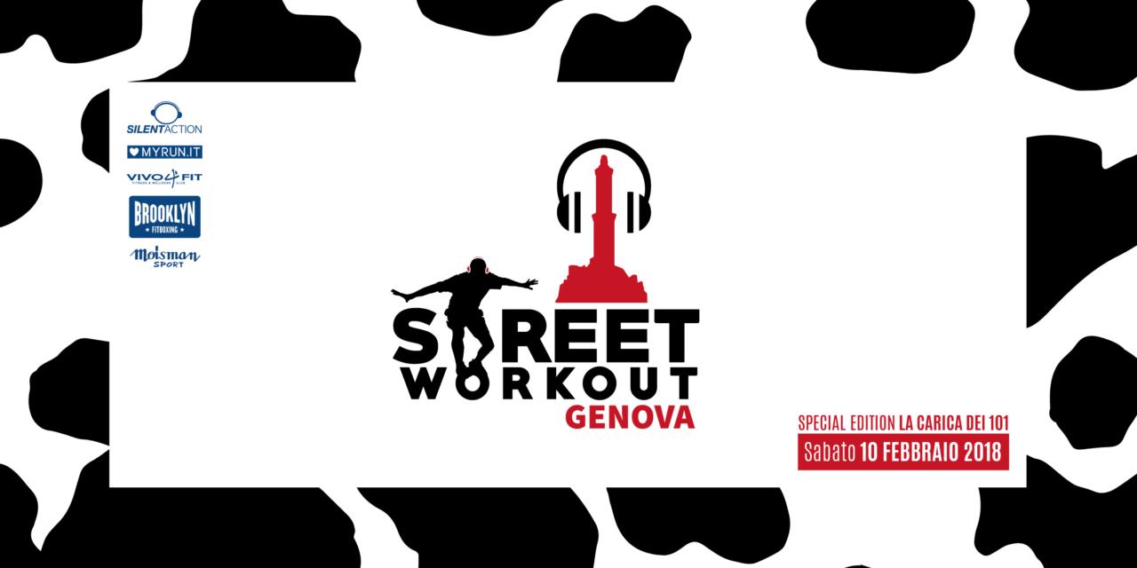 Street Workout: la carica dei 101! 🗓