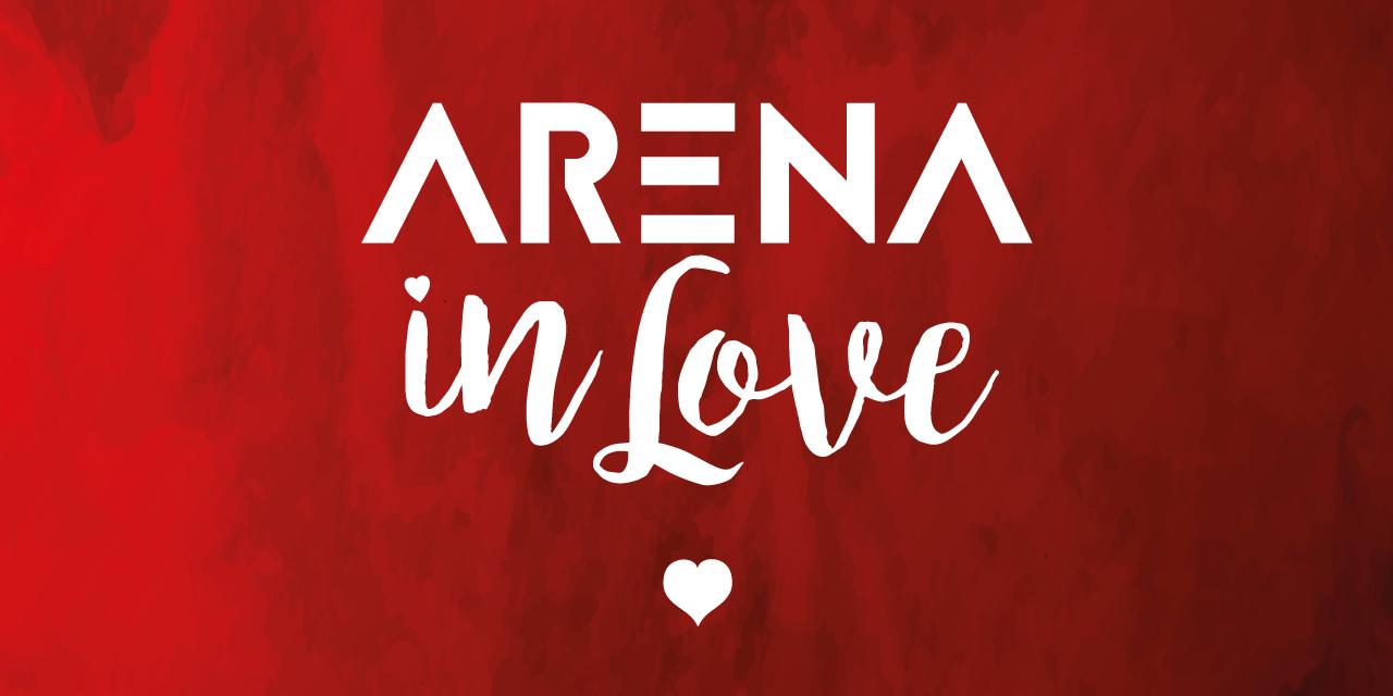 San Valentino all'Arena del Gusto 🗓