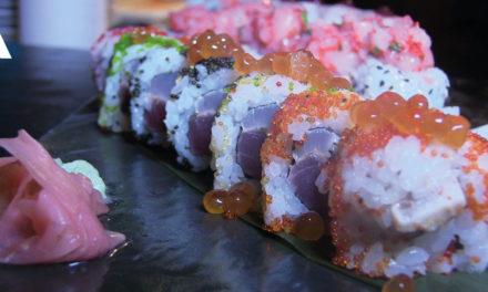 Brasilian Sushi: nuovi piatti più leggeri