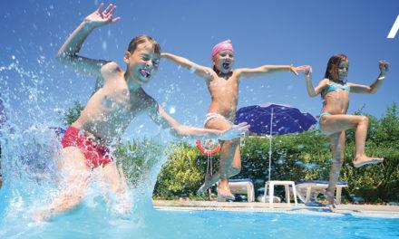 Tuffati nei centri estivi per bambini di Arena Albaro Village!