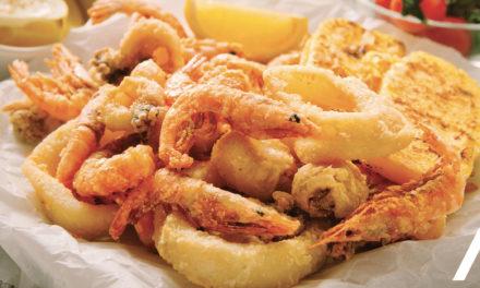 Il fritto di Camugin arriva ad Arena Albaro Village