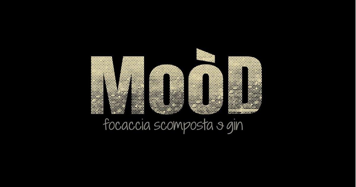 Mood, un nuovo stile di gustare la focaccia e il gin in Albaro