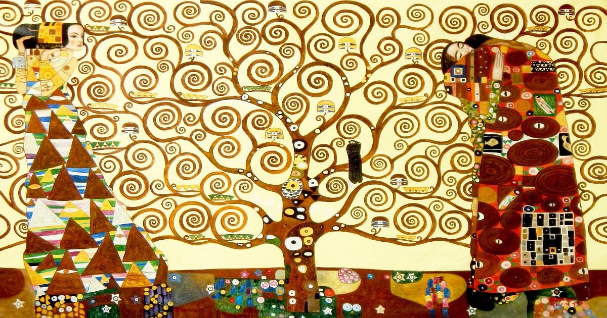 L'Albero della vita di Klimt alla White Summer Night