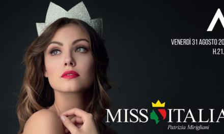 Venerdì 31 Agosto, le finali di Miss Liguria 2018 all'Arena