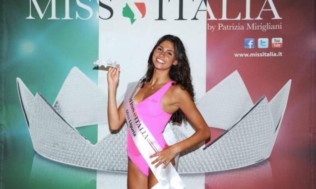 Marta Murru è la nuova Miss Liguria 2018