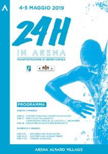 Nuota24Ore_Arena Albaro