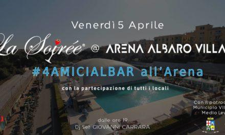 Prima SOIRÉE 2019 all'ARENA! 🗓