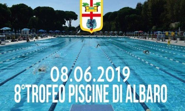 500 atleti provenienti da tutta Italia per l'VIII Trofeo Master alle Piscine di Albaro