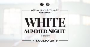 White Summer Night 2019