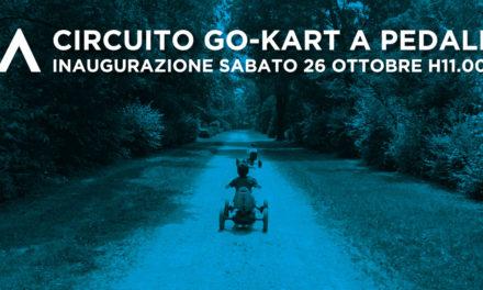 Circuito Go-Kart a pedali all'Arena!