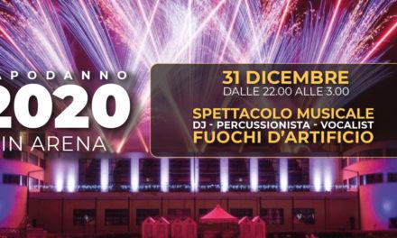 Capodanno 2020 in Arena! 🗓