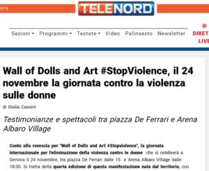 2019 novembre_Wall of Dolls Arena_Telenord
