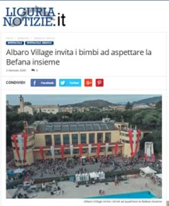 2020 gennaio_Befana Arena_LiguriaNotizie