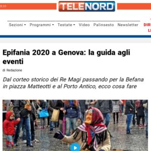 2020 gennaio_Befana Arena_Telenord