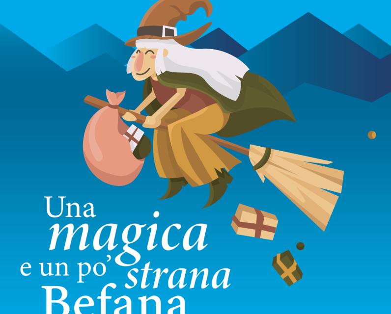 In arrivo la Befana, magica e un po' strana 🗓